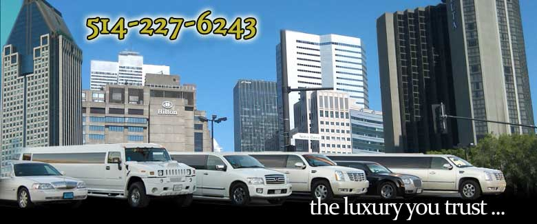limousine rental montreal michael wilson airport taxi